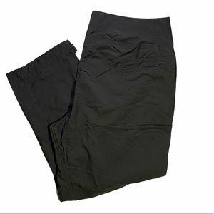 Mountain Hardwear Men's Gray Convertible Pants